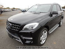 Used 2015 MERCEDES-BENZ M-CLASS BG663879 for Sale for Sale