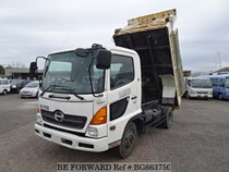 Used 2003 HINO RANGER BG663750 for Sale for Sale
