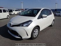Used 2015 TOYOTA VITZ BG665170 for Sale for Sale