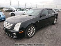 Used 2005 CADILLAC STS BG665325 for Sale for Sale
