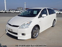Used 2003 TOYOTA WISH BG665194 for Sale for Sale