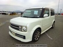 Used 2006 NISSAN CUBE BG665221 for Sale for Sale