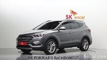 Used 2017 HYUNDAI SANTA FE BG667177 for Sale for Sale