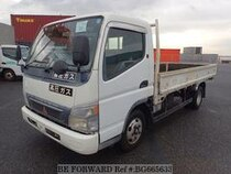 Used 2004 MITSUBISHI CANTER BG665633 for Sale for Sale