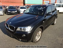 Used 2013 BMW X3 BG665605 for Sale for Sale