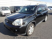 Used 2008 NISSAN X-TRAIL BG665655 for Sale for Sale