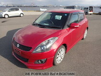 Used 2013 SUZUKI SWIFT BG670880 for Sale for Sale