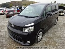 Used 2009 TOYOTA VOXY BG671161 for Sale for Sale