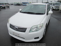 Used 2008 TOYOTA COROLLA AXIO BG671116 for Sale for Sale