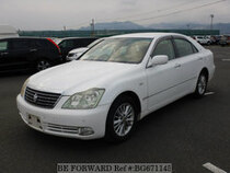 Used 2004 TOYOTA CROWN BG671145 for Sale for Sale