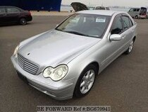 Used 2003 MERCEDES-BENZ C-CLASS BG670941 for Sale for Sale