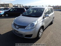 Used 2010 NISSAN NOTE BG671341 for Sale for Sale