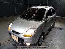 Used 2007 DAEWOO MATIZ BG671835 for Sale for Sale