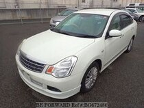 Used 2010 NISSAN BLUEBIRD SYLPHY BG672486 for Sale for Sale