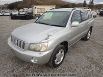 Used 2001 TOYOTA KLUGER BG672362 for Sale for Sale