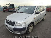 Used 2009 TOYOTA SUCCEED WAGON BG672442 for Sale for Sale