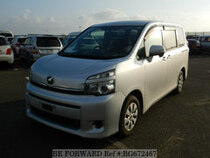 Used 2012 TOYOTA VOXY BG672467 for Sale for Sale