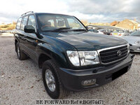 2001 TOYOTA LAND CRUISER AMAZON AUTOMATIC DIESEL