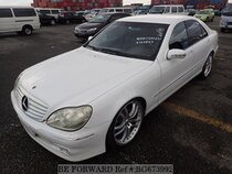 Used 2000 MERCEDES-BENZ S-CLASS BG673992 for Sale for Sale
