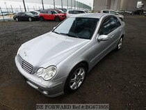 Used 2006 MERCEDES-BENZ C-CLASS BG673959 for Sale for Sale