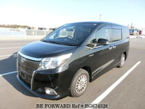 Used 2014 TOYOTA ESQUIRE BG674526 for Sale for Sale