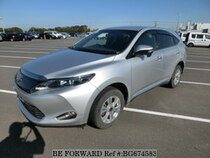 Used 2014 TOYOTA HARRIER BG674583 for Sale for Sale