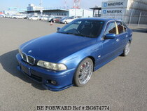 Used 2002 BMW 5 SERIES BG674774 for Sale for Sale