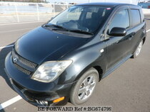 Used 2006 TOYOTA IST BG674799 for Sale for Sale
