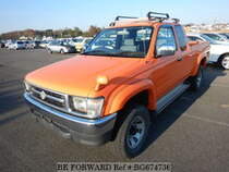Used 1999 TOYOTA HILUX SPORTS PICKUP BG674736 for Sale for Sale