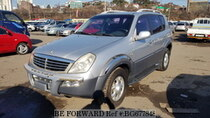 Used 2005 SSANGYONG REXTON BG677848 for Sale for Sale
