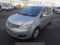 Used 2009 NISSAN NOTE BG675946 for Sale for Sale