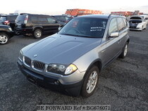 Used 2004 BMW X3 BG676071 for Sale for Sale