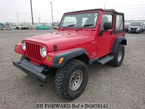Used 2004 JEEP WRANGLER BG676143 for Sale for Sale