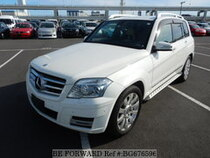 Used 2010 MERCEDES-BENZ GLK-CLASS BG676596 for Sale for Sale