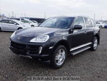 Used 2007 PORSCHE CAYENNE BG676568 for Sale for Sale