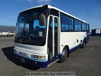Used 1997 MITSUBISHI AERO MIDI BG680571 for Sale for Sale