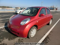 Used 2004 NISSAN MARCH BG680689 for Sale for Sale