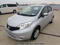 Used 2014 NISSAN NOTE BG679939 for Sale for Sale