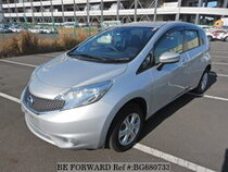 Used 2015 NISSAN NOTE BG680733 for Sale for Sale