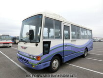 Used 1990 HINO RAINBOW BG681471 for Sale for Sale