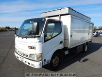 Used 2003 TOYOTA DYNA TRUCK BG681649 for Sale for Sale