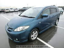 Used 2006 MAZDA PREMACY BG681484 for Sale for Sale