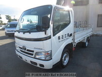 Used 2008 TOYOTA TOYOACE BG681624 for Sale for Sale