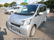 Used 2014 DAIHATSU MOVE BG683673 for Sale for Sale