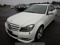 Used 2011 MERCEDES-BENZ C-CLASS BG683753 for Sale for Sale