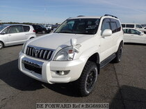 Used 2003 TOYOTA LAND CRUISER PRADO BG689355 for Sale for Sale
