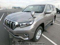 Used 2017 TOYOTA LAND CRUISER PRADO BG689716 for Sale for Sale