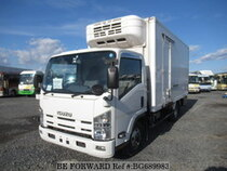 Used 2014 ISUZU ELF TRUCK BG689983 for Sale for Sale