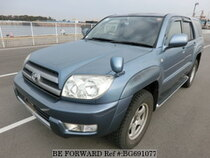 Used 2003 TOYOTA HILUX SURF BG691077 for Sale for Sale