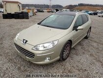 Used 2009 PEUGEOT 407 BG693419 for Sale for Sale